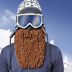 Beardski Men's Brown Mocha Mask