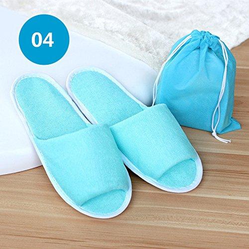 Grigio Bearcolo Men Pantofole Grey For Blue Donna wprEqXcp