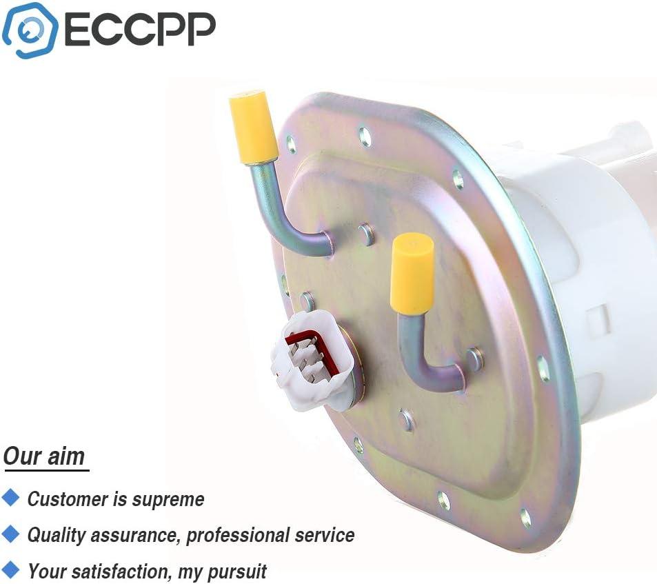 ECCPP Electric Fuel Pump Module Assembly w//Sending Unit Replacement for Hyundai Tucson Kia Sportage 2005 2006 2007 2008 2009 2010 V6 2.7L E8678M 053159-5211-1455052463