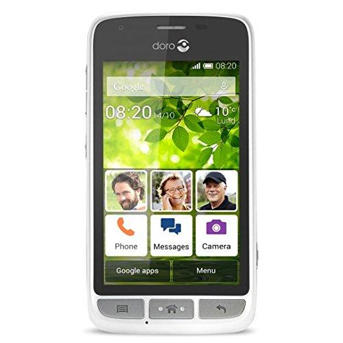 Doro Liberto 820 Mini - 3G Smartphone (4