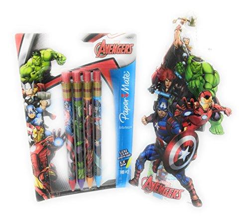 marvel avengers school supplies - 6