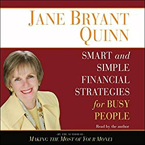 Smart and Simple Financial Strategies for Busy People Audiobook