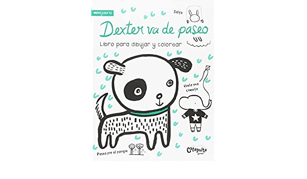 MINIGALERÍA - DEXTER VA DE PASEO: Amazon.ca: SURYA SAJNANI: Books