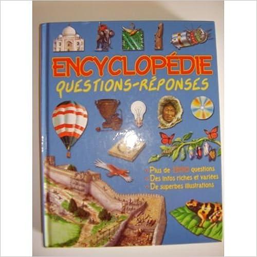 Lire un Encyclopédie questions réponses pdf