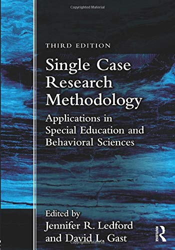 Single Case Research Methodology for sale  Delivered anywhere in USA