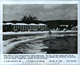 1991 Press Photo View Of Sandals Montego Bay In Jamaica - Spa71997 | amazon.com