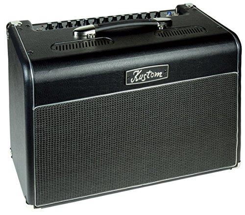 Kustom Model HV65T Hybrid Tube 1x12 65 Watt Combo Guitar Amplifier - B1 Blem 65w 1x12 Guitar Combo Amp