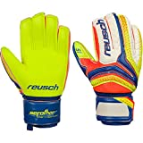 Reusch Serathor Prime S1 Finger Support Junior Goalkeeper Gloves