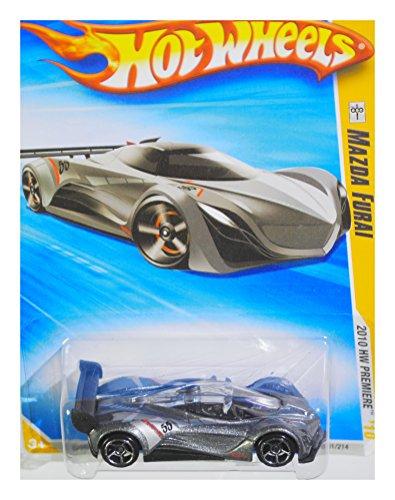 Hot Wheels 1:64 Scale 2010 HW Premiere MAZDA FURAI (Diecast Mazda Furai compare prices)
