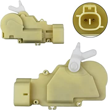 Amazon Com 2pin Door Lock Actuator For Toyota Echo Scion Lexus Gs430 Gs300 Rear Left Automotive