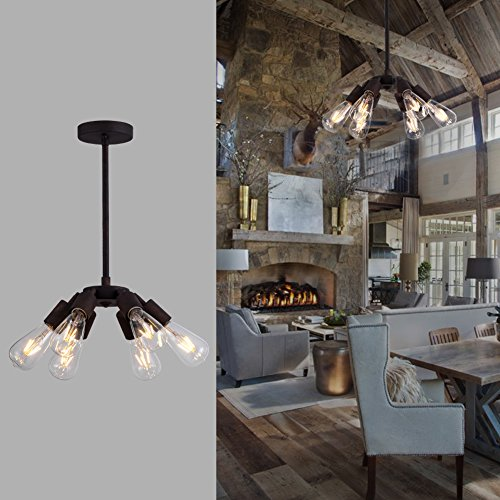 Multi Arm Pendant Lights