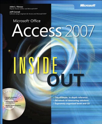 Microsoft Office Access 2007 Inside Out Pdf