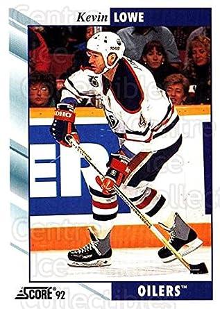 c5d65972e Amazon.com  (CI) Kevin Lowe Hockey Card 1992-93 Score USA (base) 39 ...
