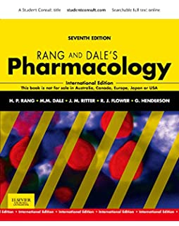 Edition 6th and pdf pharmacology dale rang