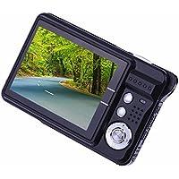 Digital Camera, Fitiger 2.7inch Mini 18MP Anti-shake...