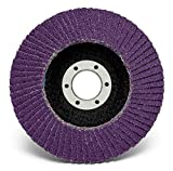 3M Flap Disc 769F, 05906, T29, 4 1/2 in x 7/8