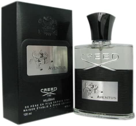 Creed Aventus for Men Eau De Parfum Spray, 4.0 Ounce