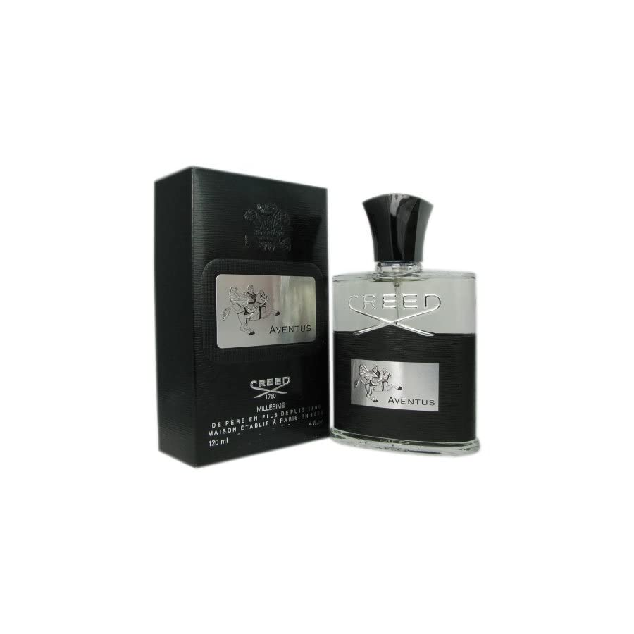 Creed Aventus for Men Eau De Parfum Spray, 4.0 Ounce