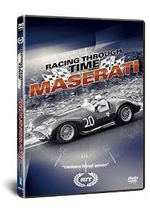 Racing Through Time-Maserati