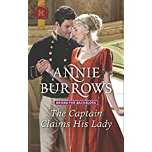 The Captain Claims His Lady (Brides for Bachelors)