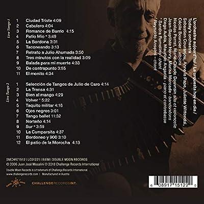 Juan Jose Mosalini Orchestra - Juan Jose Mosalini Orchestra