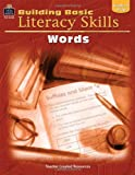 Building Basic Literacy Skills - Words, Folens Publishers Staff, 0743932382
