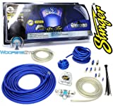 SHK341 - Stinger HPM Series 4 Gauge Amplifier Wiring Kit