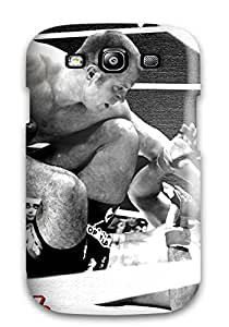 High Impact Dirt/shock Proof Case Cover For Galaxy S3 (fedor Emelianenko)
