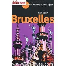 BRUXELLES 2010 : (PLAN DE VILLE INCLUS)