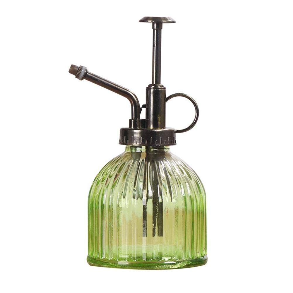 Miss-an Spr/ühflasche Retro Glas Gie/ßkanne Bew/ässerung Wasserkocher Sprinkler Gartenger/äte f/ür Pflanzen Bonsai Blumen