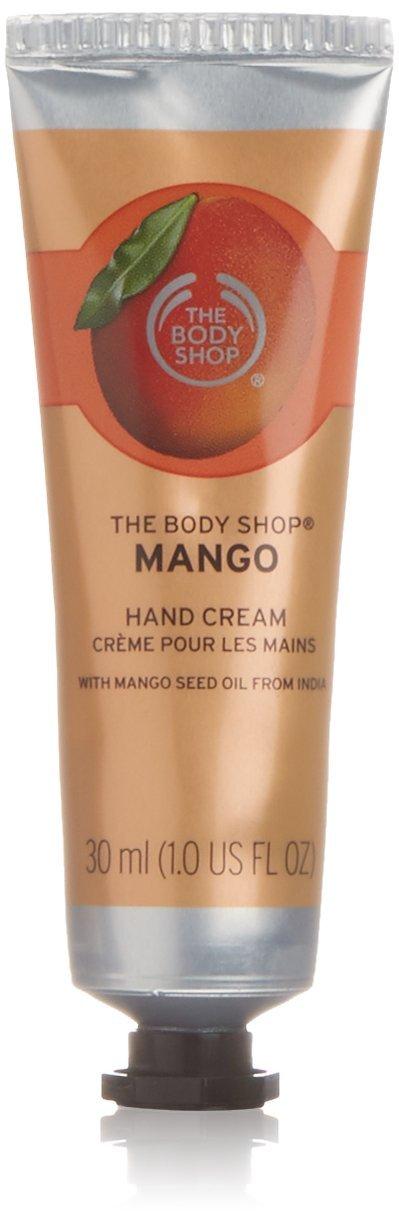 The Body Shop Mango Handcreme, 1er Pack (1 x 30 ml) C-TB-002-11
