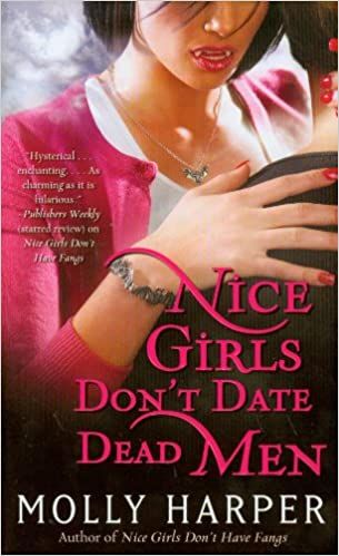 Molly Harper - Nice Girls Don't Date Dead Men Audiobook