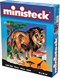 Ministeck Ministeck31899 Africa Lion Plug Picture (4400-Piece) by Ministeck