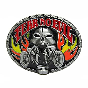 Amazon.com: Cráneo Chopper Bike Cadena clásico Motorhead ...
