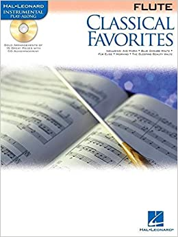 CLASSICAL FAVOURITES FLUTE FLT BOOK/CD