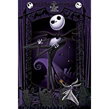 Nightmare Before Christmas Poster It's Jack (61cm x 91,5cm) + plus white fabulous protective gift tube