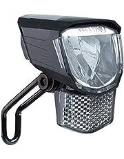 """Büchel LED-Frontscheinwerfer """"Tour"""", 45 Lux, mit Standlicht, StVZO zugelassen, schwarz, 51251511, schwarz"""