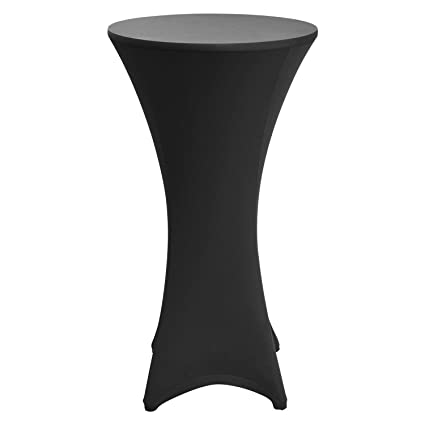 Beautissu 327742 - Fodera elastica per tavoli alti da bar, colore ...