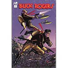 BUCK ROGERS IN THE 25TH CENTURY #3 VF+ - VF/NM HOWARD CHAYKIN HERMES PRESS
