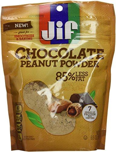 Jif Chocolate Peanut Powder, 6.5 Ounce (Jif Chocolate Peanut Butter compare prices)