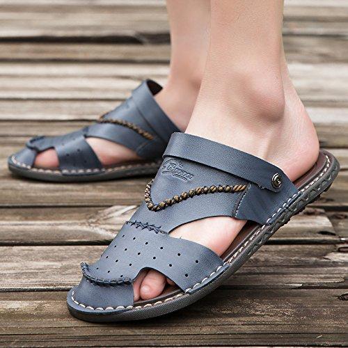 @Sandals Sommer skid Baotou Han beach Schuhe, Schuhe, Schuhe, wasserdichte Herren Hausschuhe fb2f65