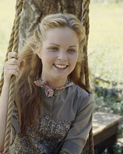 Promotional Four - Little House on the Prairie Melissa Sue Anderson smiling season 4 8x10 Promotional Photo