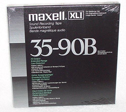 maxell XLI 35-90B Sound recording tape