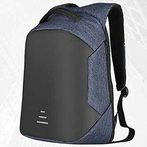 16 Laptop Rucksack Padded Laptopfach mit iPad / Tablet / eReader Pocket 27 Liter blue no629iWWF