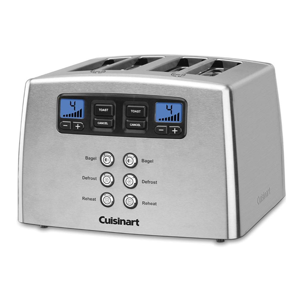 Cuisinart CPT-440 Touch to Toast Leverless 4-Slice Toaster (Renewed) by Cuisinart (Image #2)