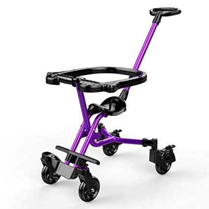 Amazon.com: Tricycles - Carrito portátil plegable para bebé ...