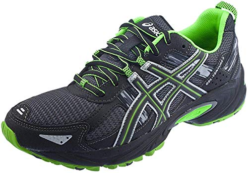 (ASICS Men's Gel Venture 5 Running Shoe (10.5 D(M) US, Castle)