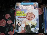 img - for People Weekly (Drew Barrymore , In E.T. at 7 & Rehab at 13 , Wedding at 19, April 11, 1994) book / textbook / text book