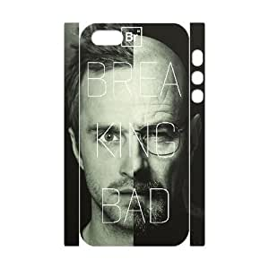 DIY Hard Plastic Case Cover for Iphone 5,5S 3D Phone Case - Breaking Bad HX-MI-1610859