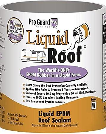 Amazon.com: Liquid techo revestimiento de techo de RV ...